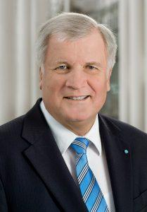 MinisterpräsidentHorst Seehofer
