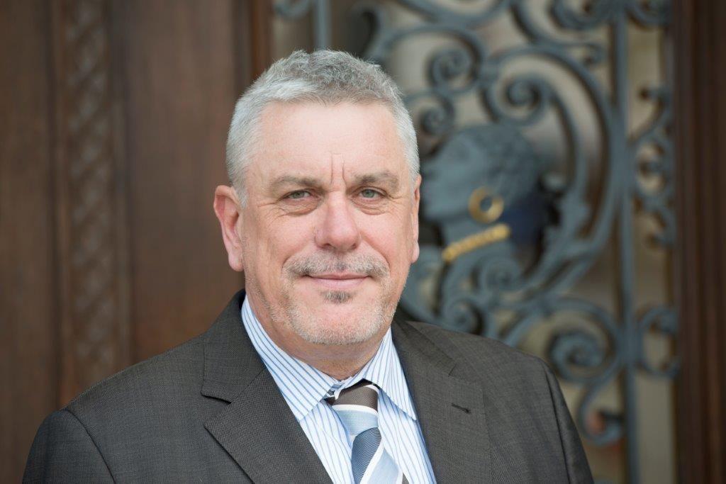 Oberbürgermeister Norbert Tessmer